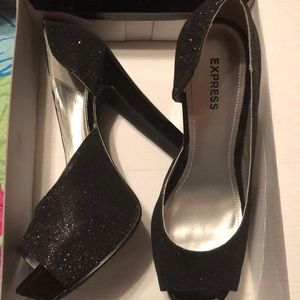 Express shoes. Size 7.5.Original price was $98.